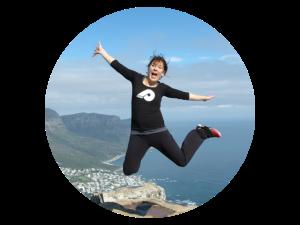 Jumping Helen circle